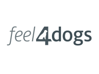 feel4dogs Logo